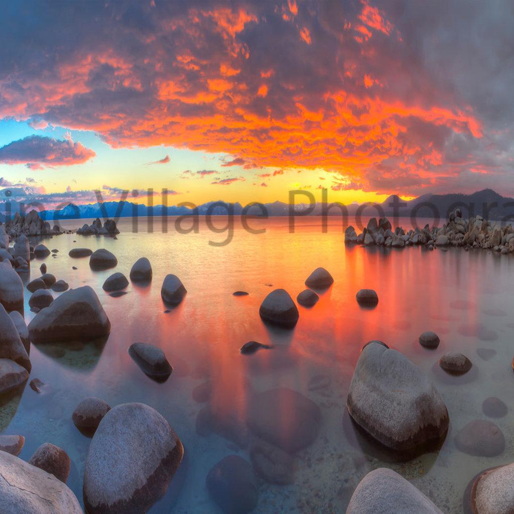 Hidden Cove Sunset