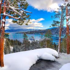 Eagle Falls Winter