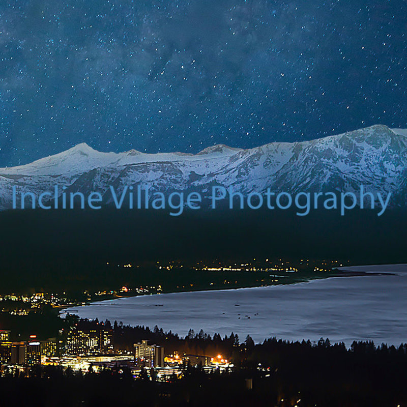 Tahoe by Starlight