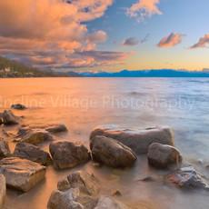 Hidden Beach Sunset1