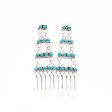Zuni Earrings_NA0820E02
