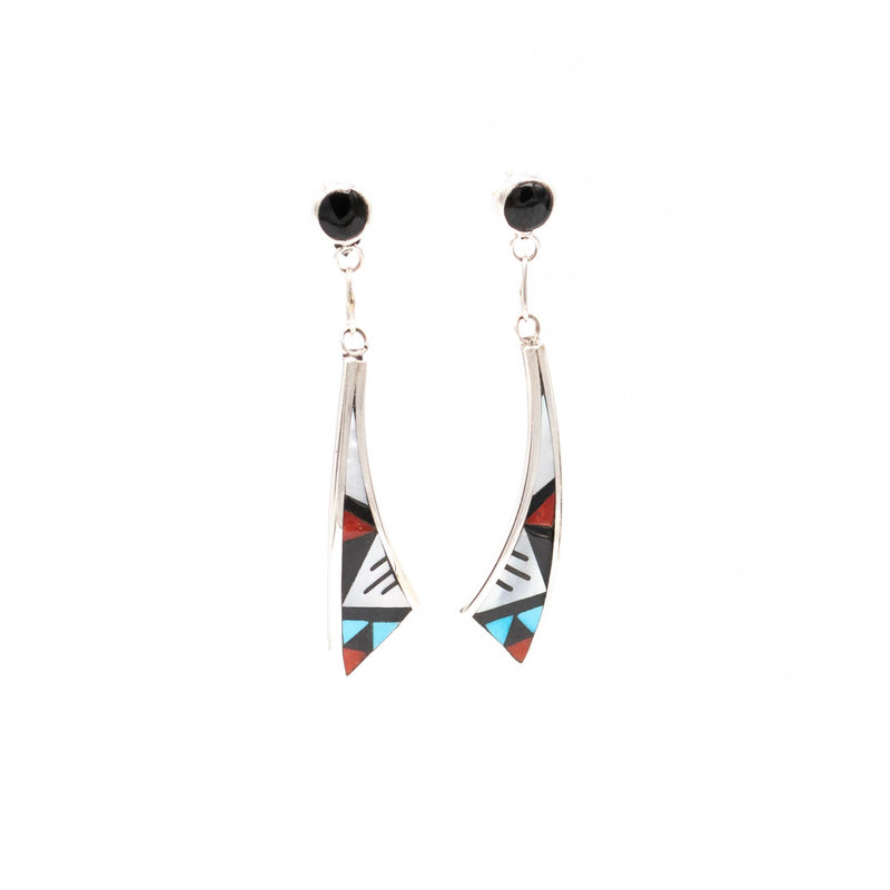 Zuni Earrings_NA0820E07