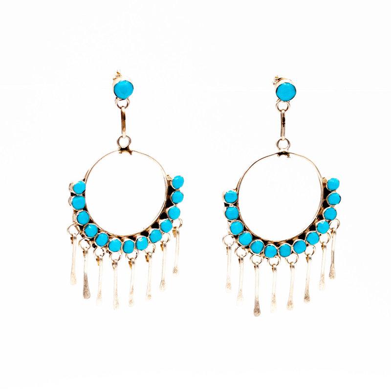 Zuni Earrings_NA0820E09