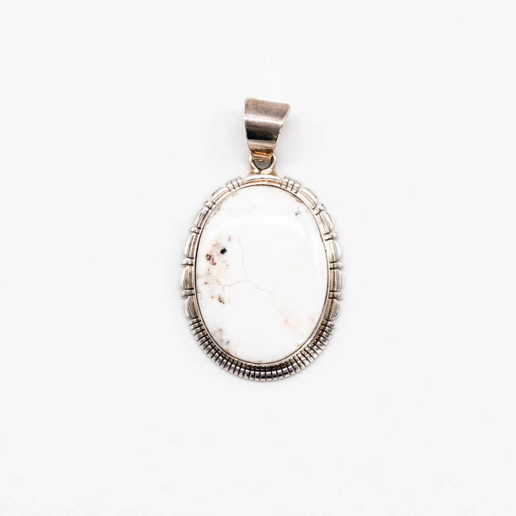 Round Magnicite Pendant (pendant only)