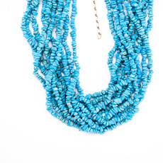 10 Strand Sleeping Beauty Neck_NA1020N15