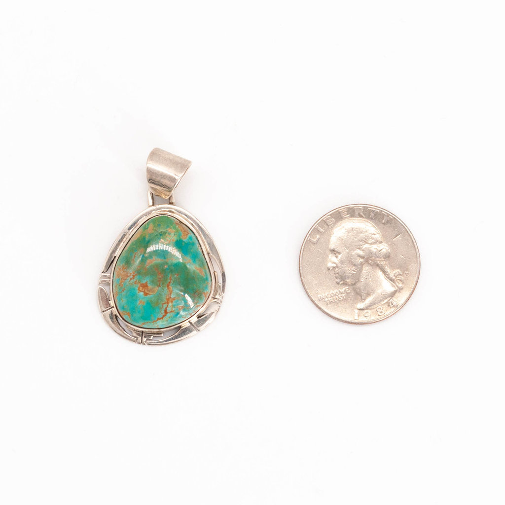 Sonoran Turquoise Pendent_NA1220P05