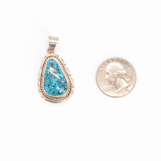 Tuquoise Pendent_NA1220P07