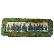 PaperAndStone Double Pine Forest 15x48