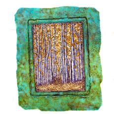 Aspen Forrest 16 x 20