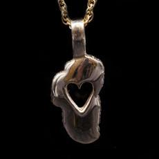 LAKE TAHOE PENDANT / HEART