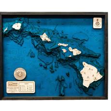Tahoe Wood Maps Hawaii