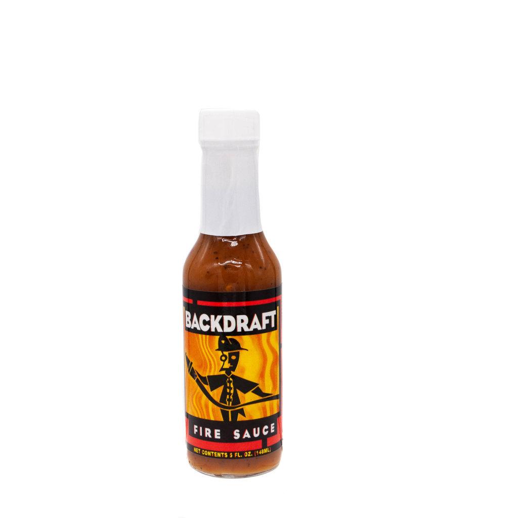BACKDRAFT FIRE SAUCE