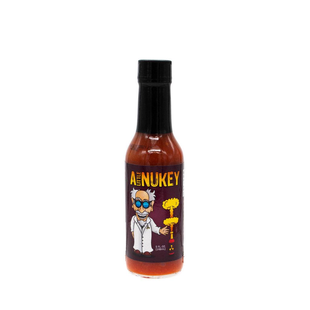 A Little Nukey 5 fl.oz Hot Sauce