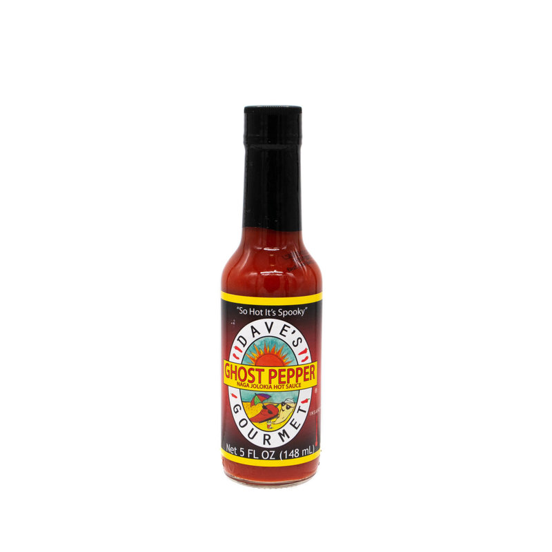 Dave's Insanity Ghost Pepper Sauce