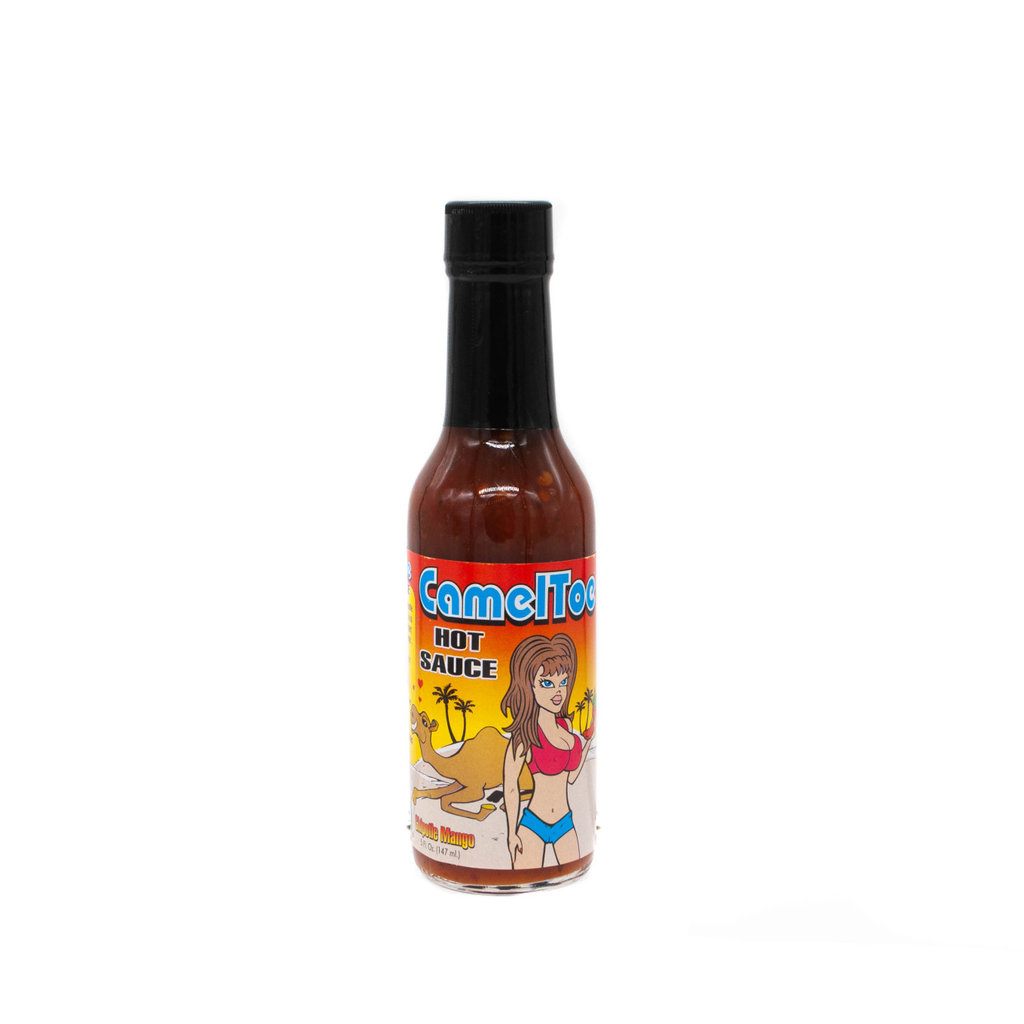 Camel Toe 5 fl.oz Hot Sauce