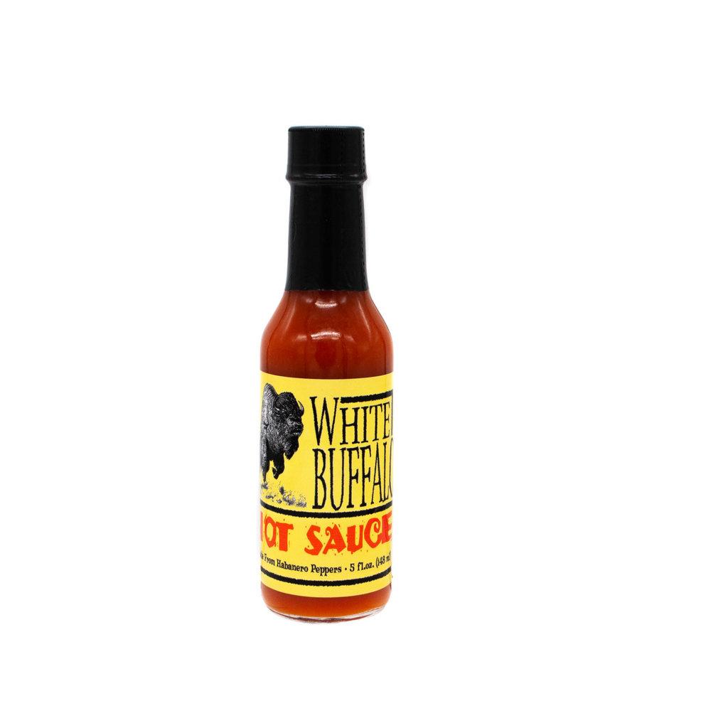 White Buffalo 5 fl.oz Hot Sauce