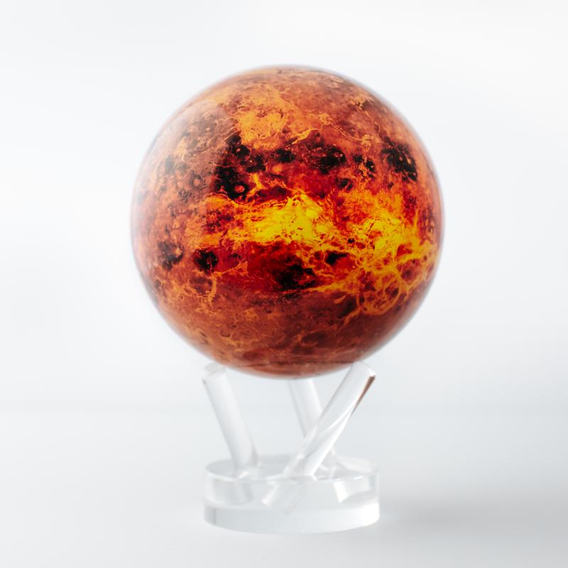 "Venus Globe 4.5"""
