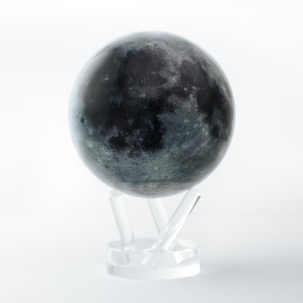 "4.5"" Moon Globe"