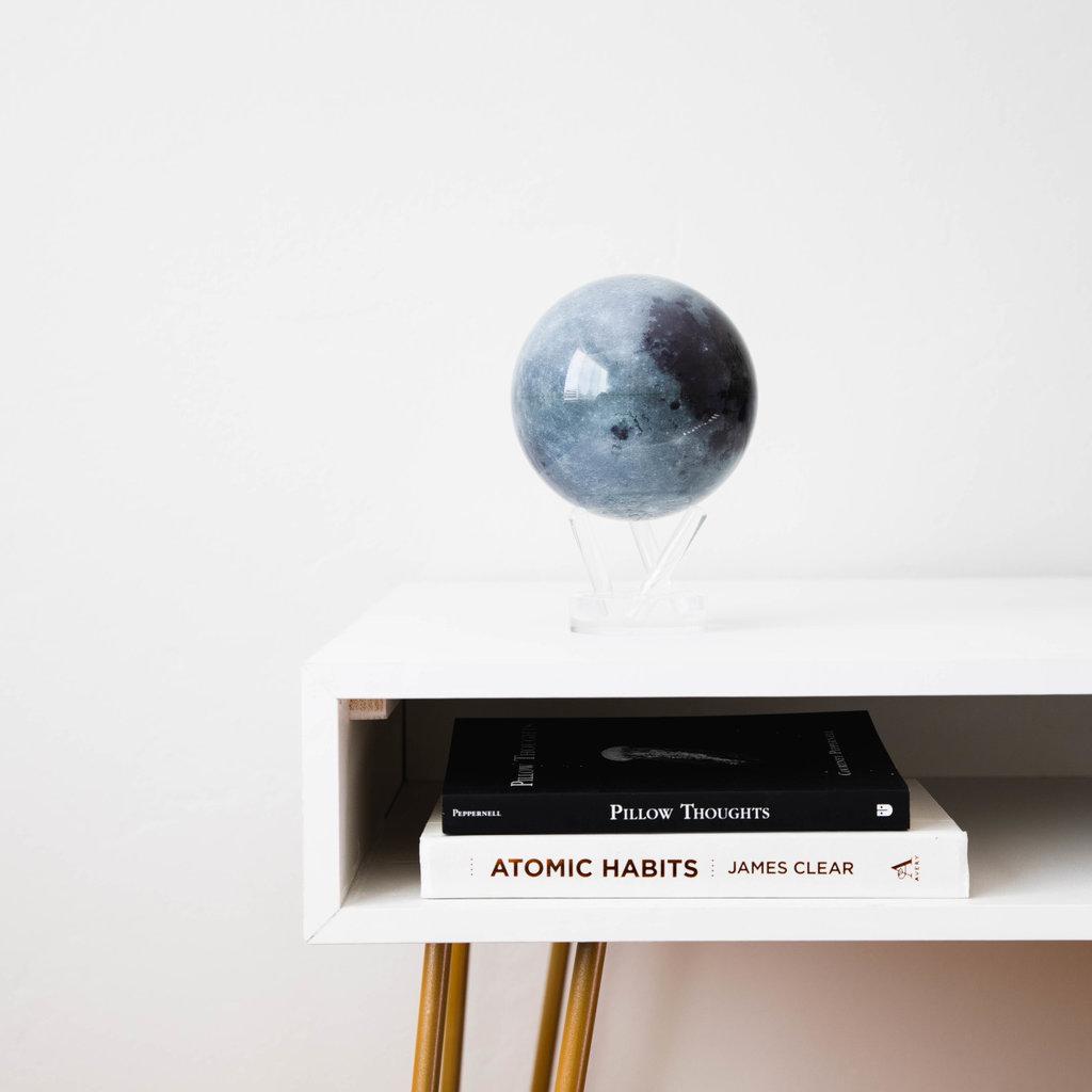 "Moon Globe 4.5"""