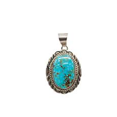 Mountain Turquoise Pendant