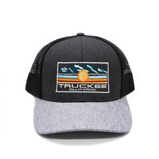 Gray/Black Truckee Hat