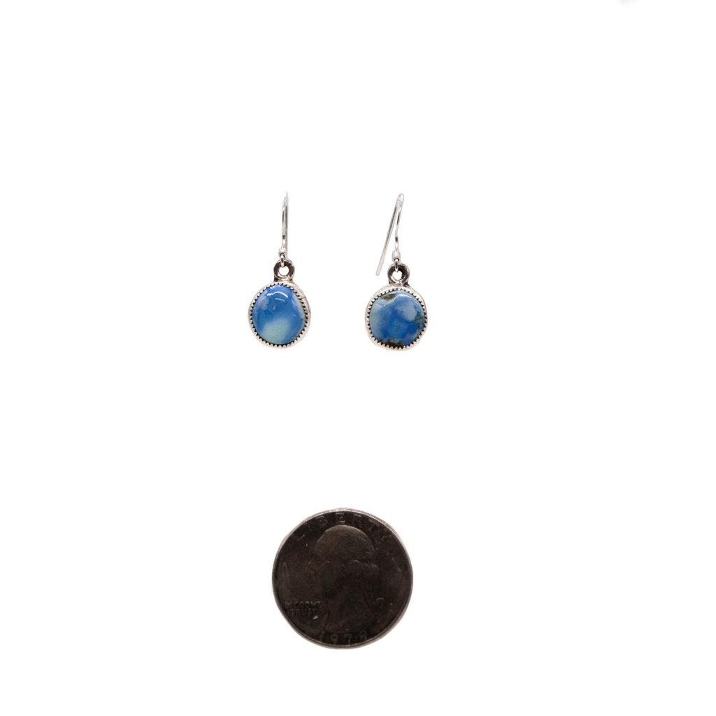 Golden Hills Earrings - Circular