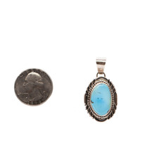 Turquoise Pendent_NA1220P08