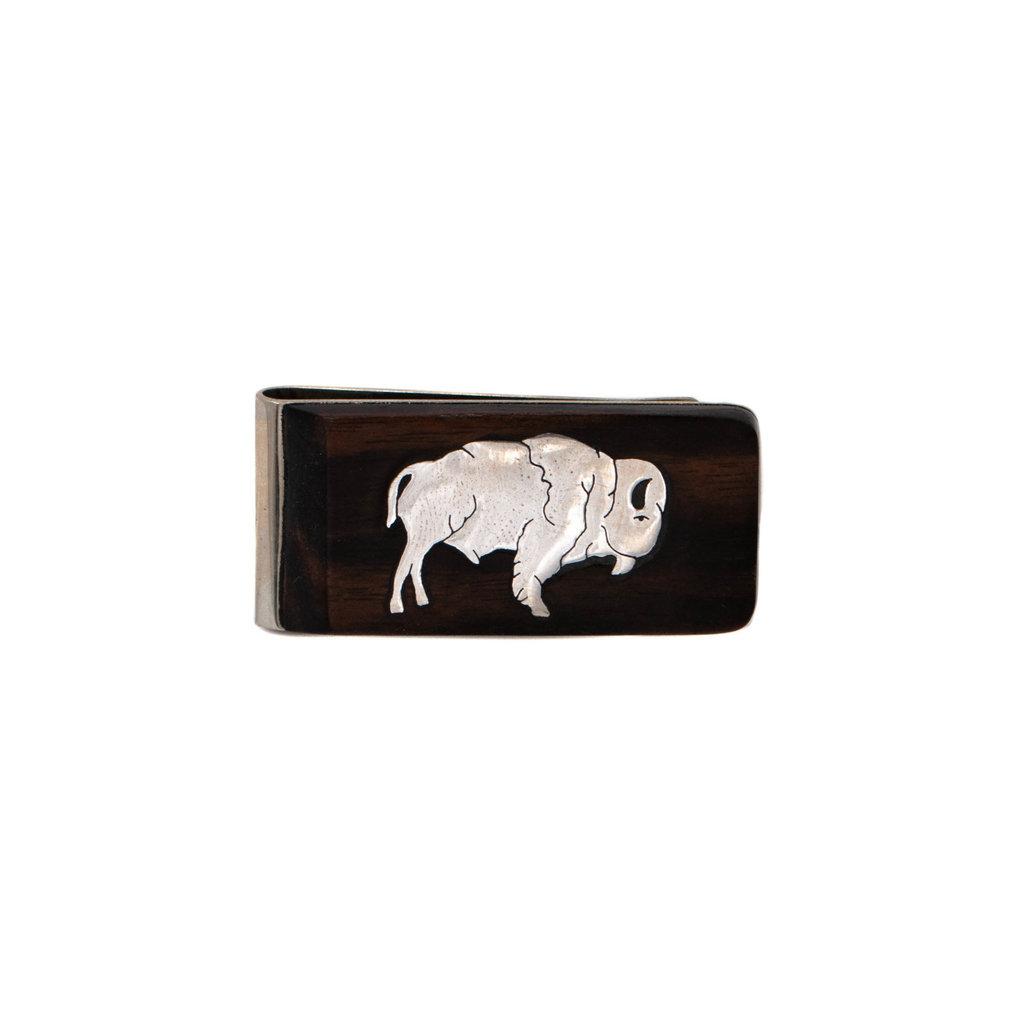 Money Clip Buffalo - Coco Bolo