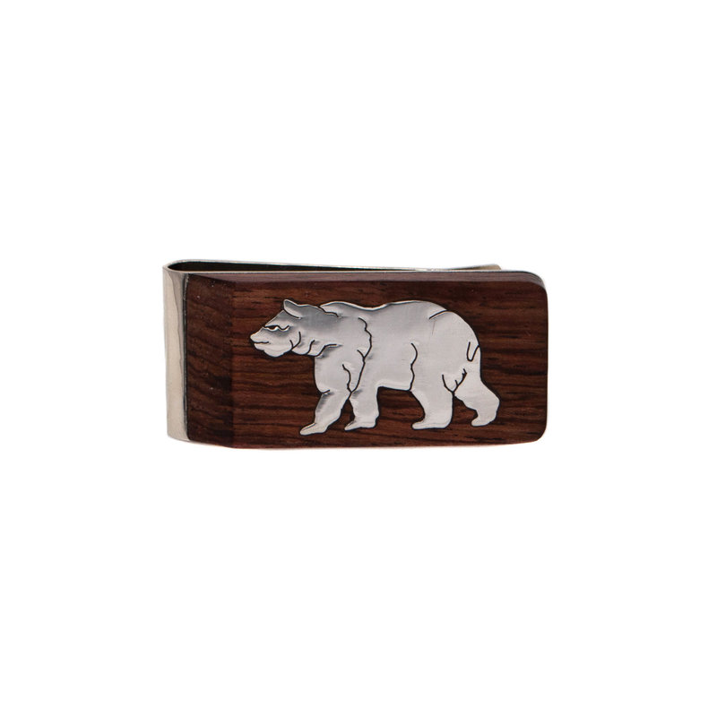 Money Clip Grizzly Bear - Coco Bolo