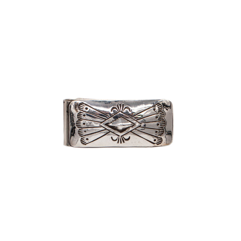 Money Clip - Stamped