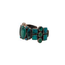 Turq. Multi-stone Bracelet FJ