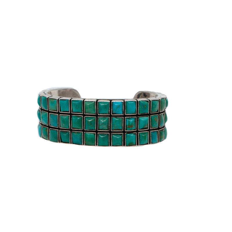 Federico Turq. 3 Cobblestone Bracelet