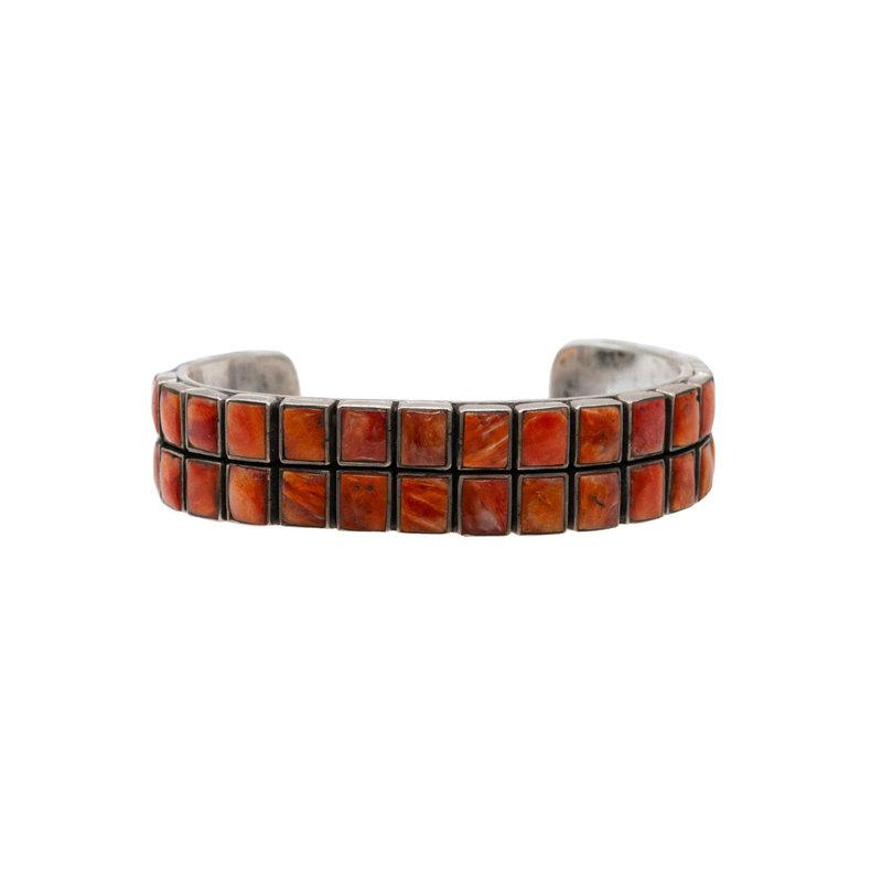 Federico Jimenez - Spiny 2 Row Cobblestone Bracelet