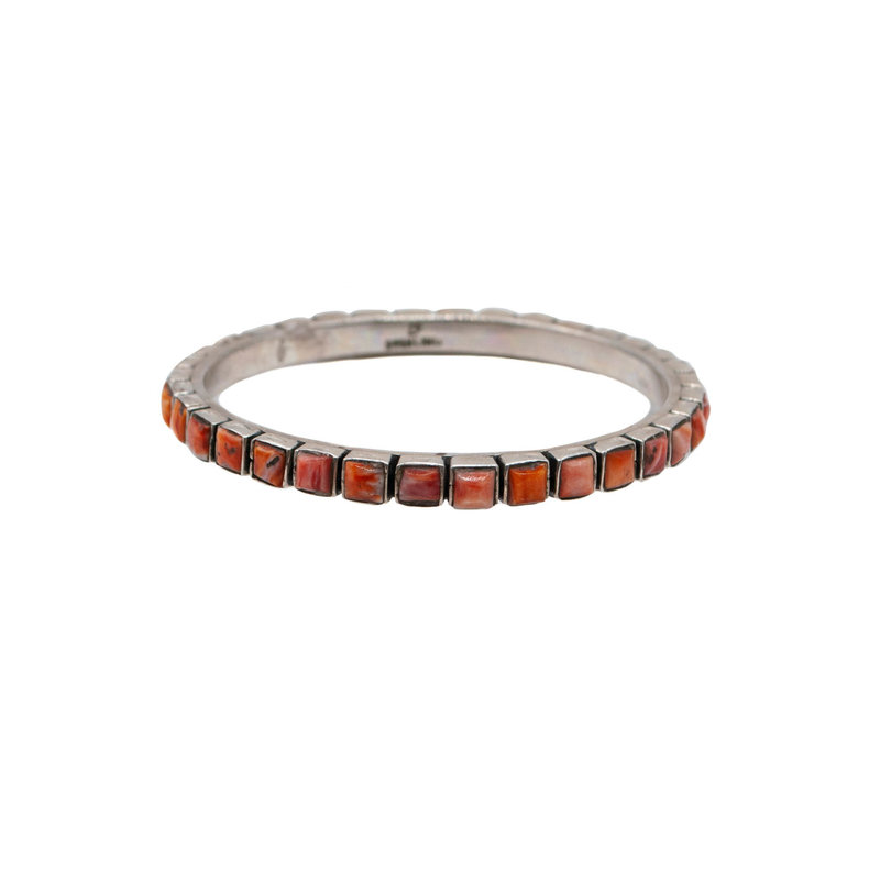 Spiny Oyster Bangle - Federico Jimenez