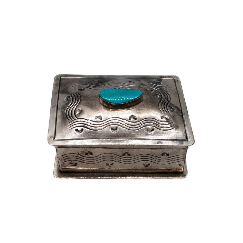Small Stamped Box B