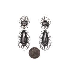 Silver Federico Earrings