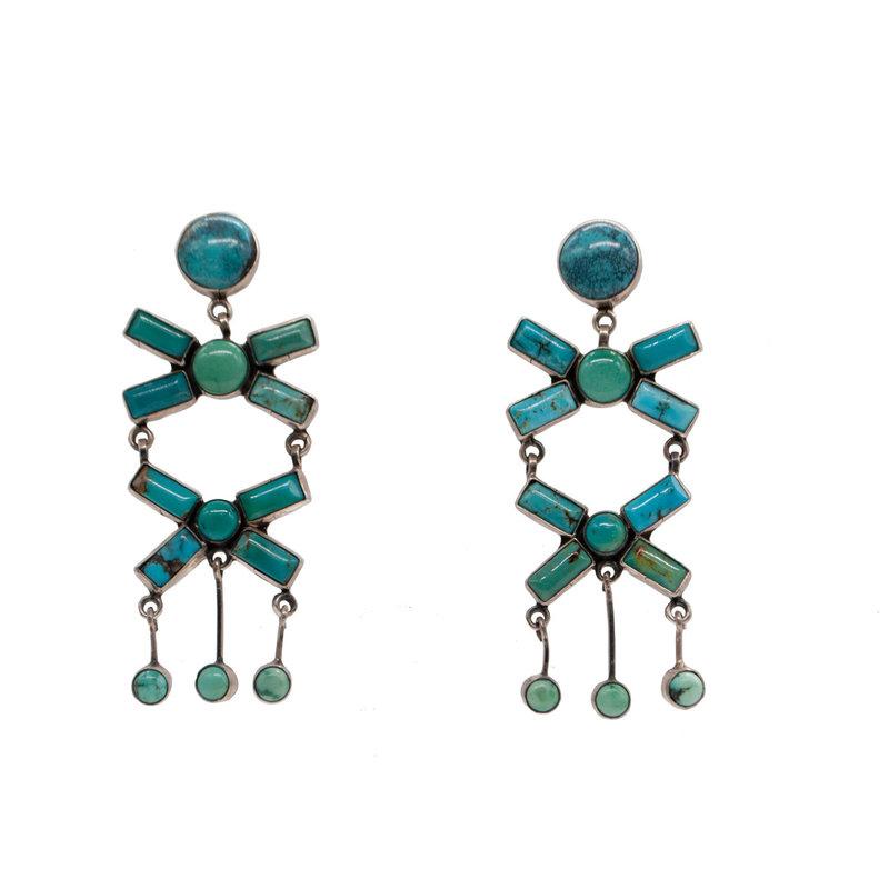 Federico Dangle Earrings