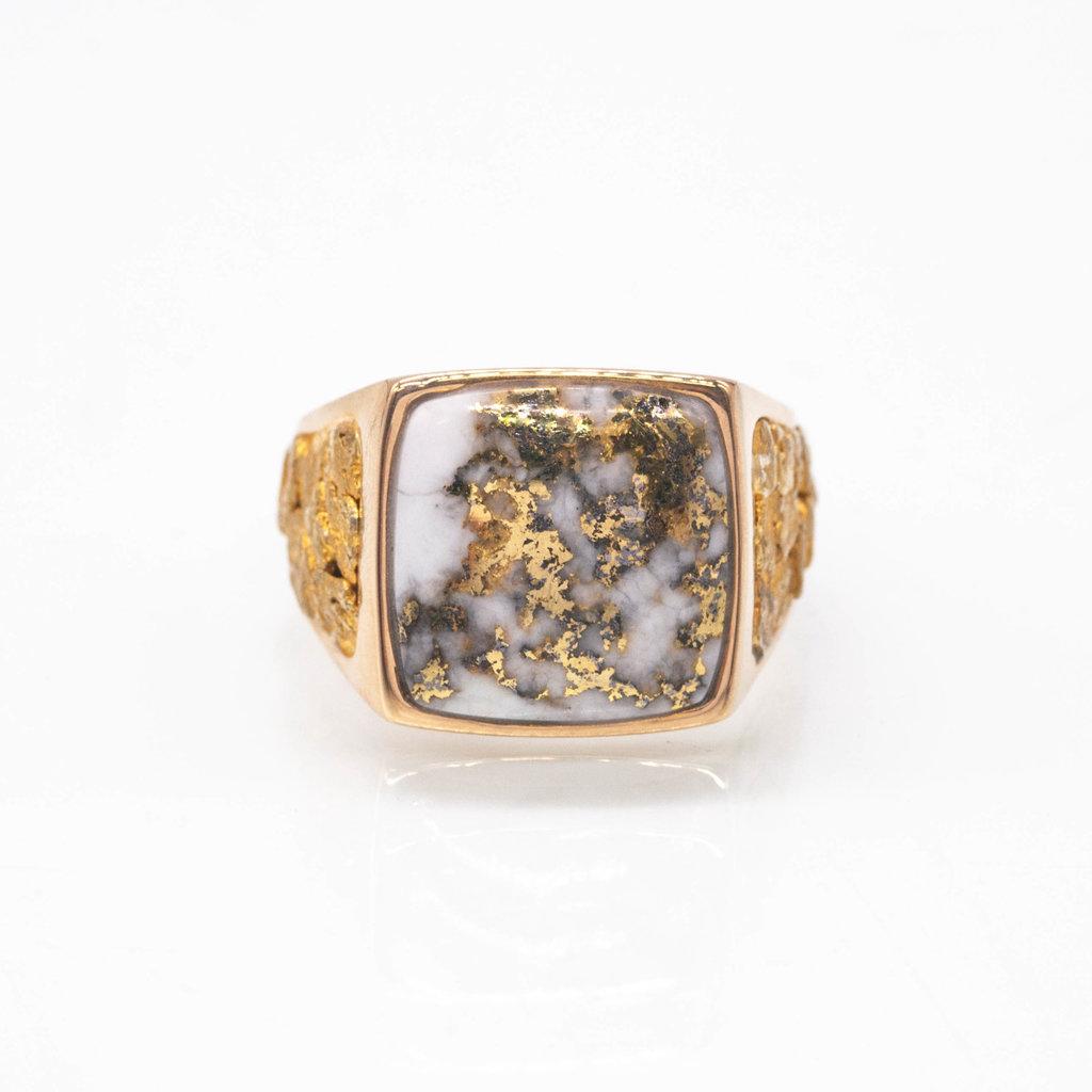 Quartz Ring - RM1004Q - 11.5