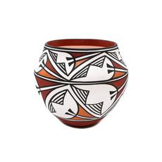 Acoma Acoma Pot by D. Antonio