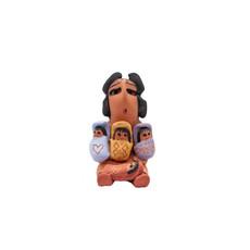 Navajo Storyteller by Eva Plummer