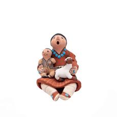 Jemez Storyteller by Lucero  M