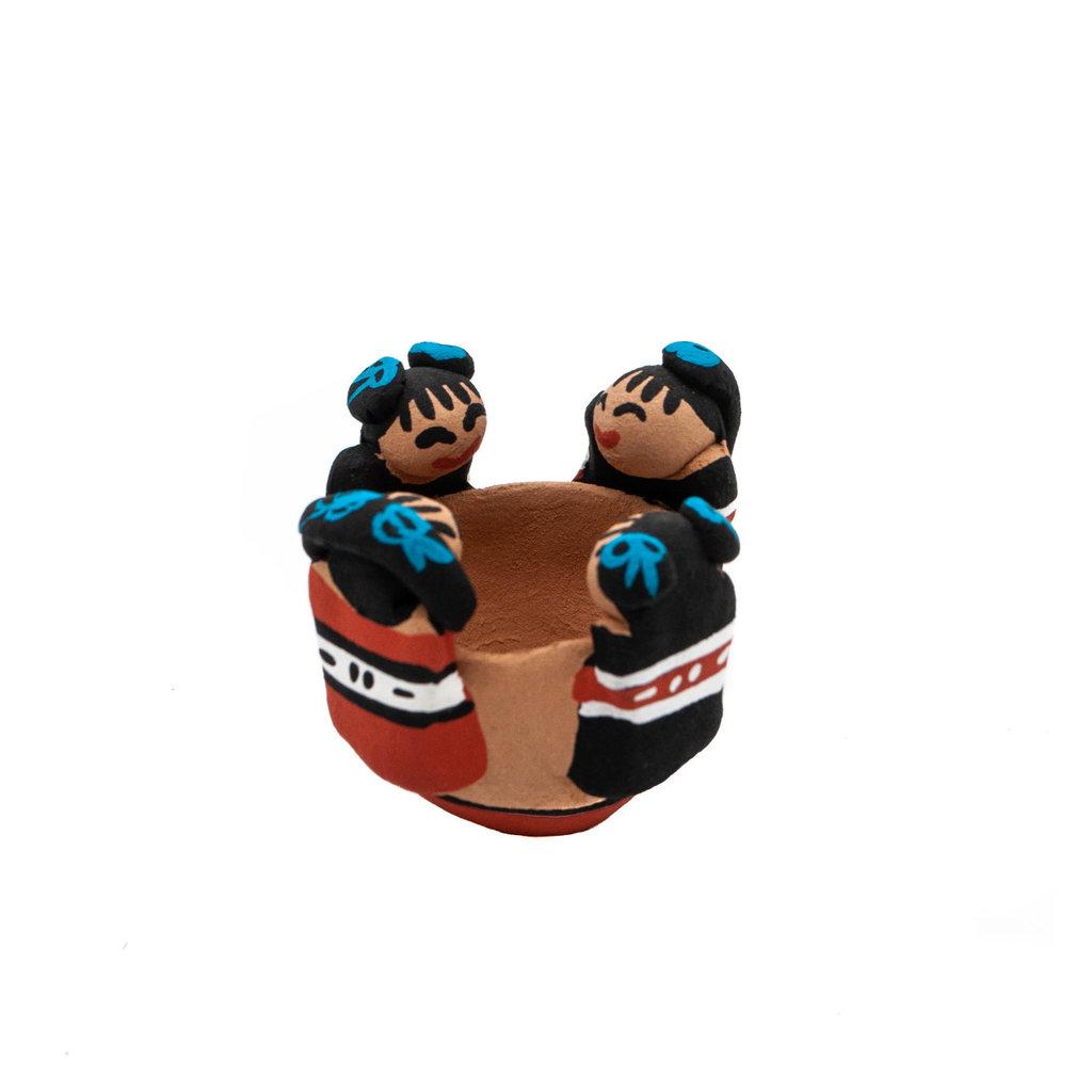 Jemez Friendship Pot  by Tosa, Jemez