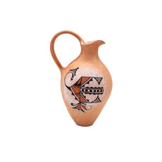 Butterfly Vase by Tony Lovenzo Zuni