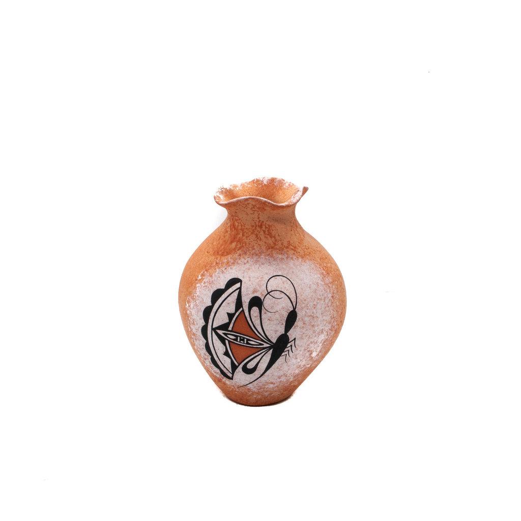 Zuni Pot by Tony Lorenzo