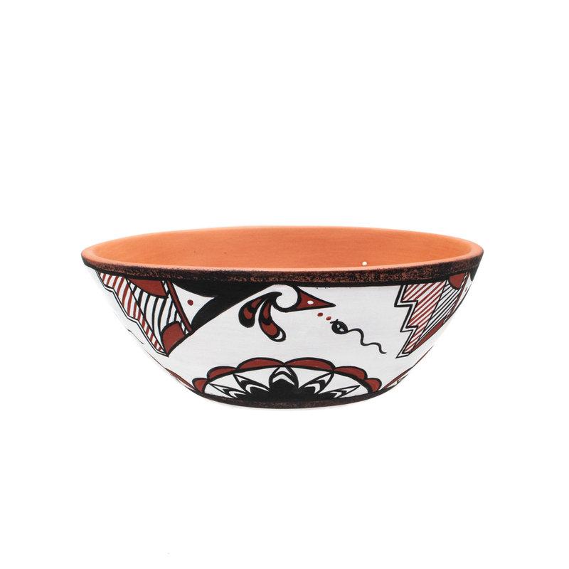 Zuni Bowl by Danelle Westika