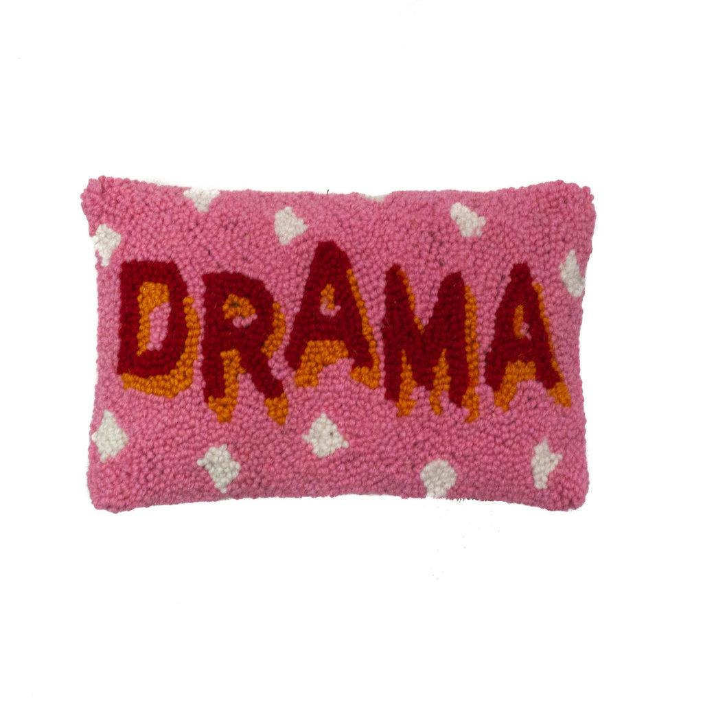 Drama 8 X 12 Pillow