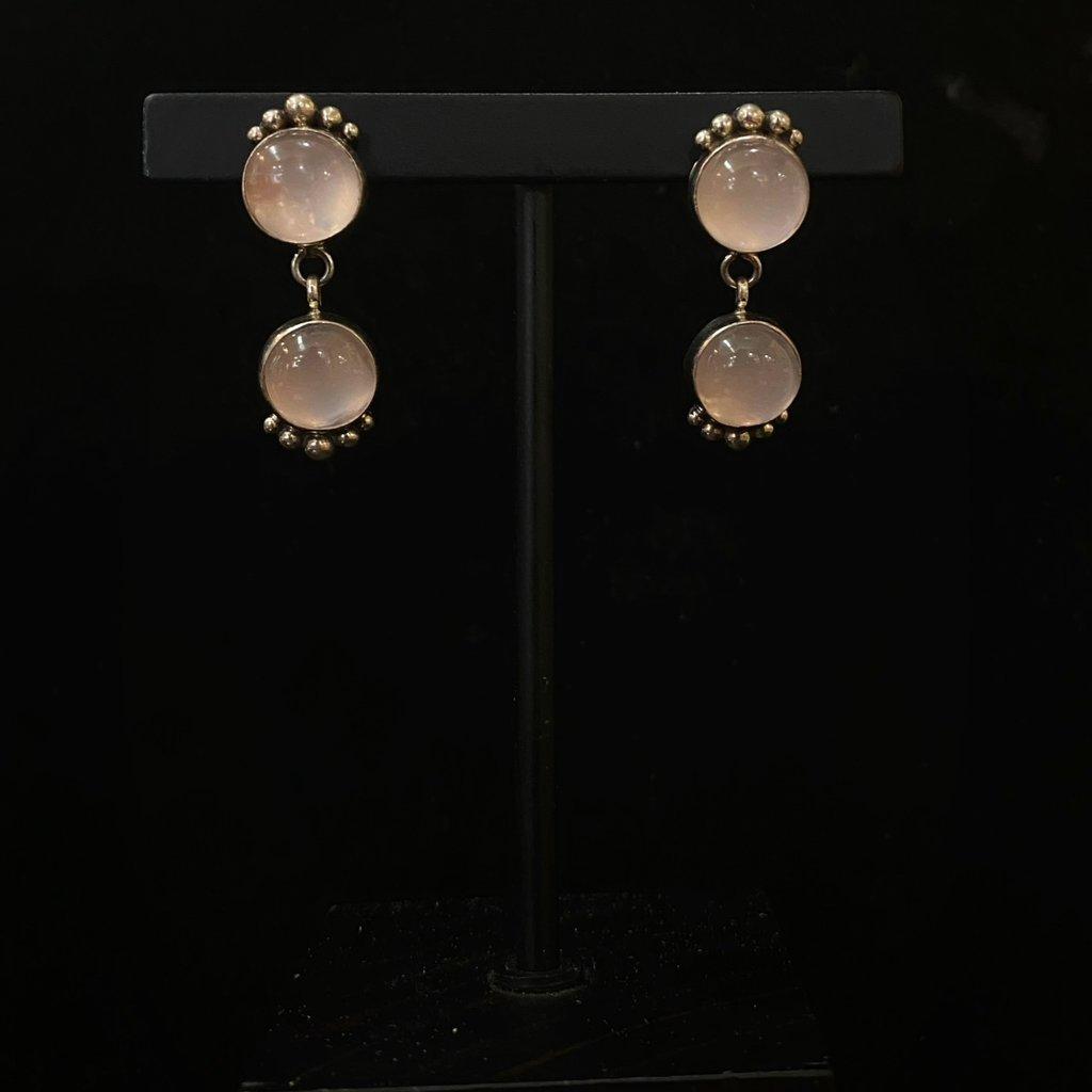 Pink Quartz Ears