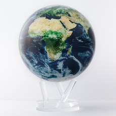 """Earth with Clouds Globe 8.5"""""""