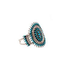 Zuni Turquoise Cuff