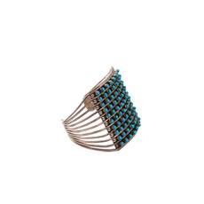 Turquoise Petiti Point Bracelet